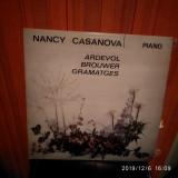 Cumpara ieftin -Y- NANCY CASANOVA - PIAN ARDEVOL / BROUWER / GRAMATGES DISC VINIL LP