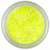 Confetti galben neon - fâşii