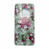 Cumpara ieftin Husa Samsung Galaxy S9 Plus Flower Bouquet, Antisoc, Viceversa