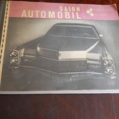 SALON AUTOMOBIL,V.Parizescu,V.Simtion,1969
