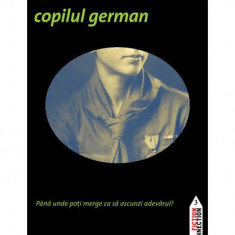Cumpara ieftin Copilul German (Vol 5). Seria Fjällbacka