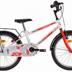 Bicicleta Copii DHS Travel 2003 Alb 20