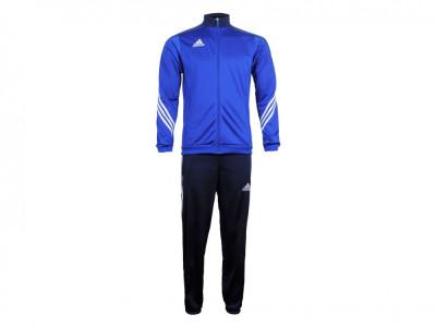 Trening barbati Adidas Sere14 Pes suit cobalt-navy-white F49711 foto