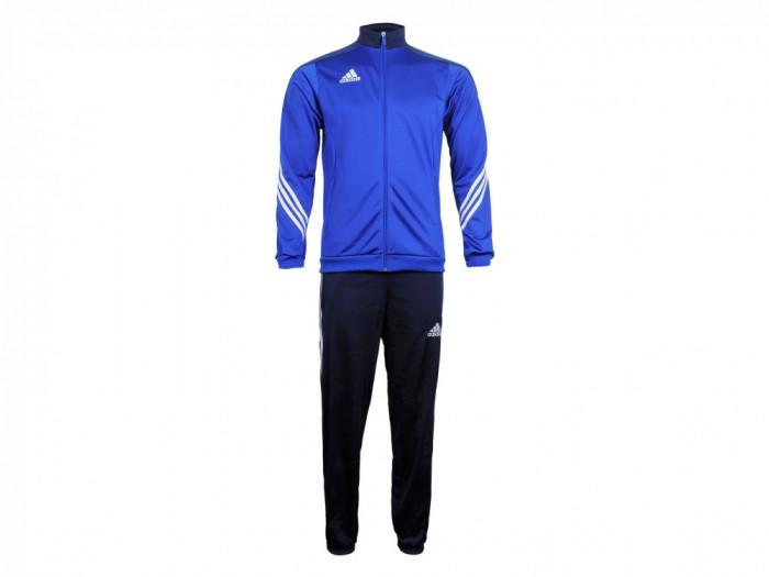 Trening barbati Adidas Sere14 Pes suit cobalt-navy-white F49711