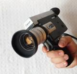 Aparat de filmat Canon Japonia, camera filmat vintage colectie - decor