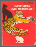 C9764 - ISTORISIRILE UNUI NATURALIST - P. MANTEIFEL