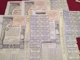 Obligatiune/titlu de stat 500 franci aur Renta romana 1929, Generic