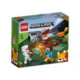 LEGO Minecraft Aventura din Taiga No. 21162