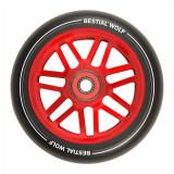 Roata Trotineta Bestial Wolf Shire 110mm + Abec 9 Red