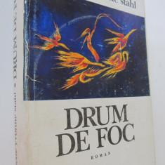 Drum de foc - Henriette Yvonne Stahl