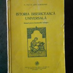 IOAN RAMUREANU - ISTORIA BISERICEASCA UNIVERSALA. MANUAL PENTRU SEMINARIILE 1992