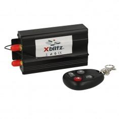 Localizator auto prin GPS G2000 Xblitz, precizie 6 m