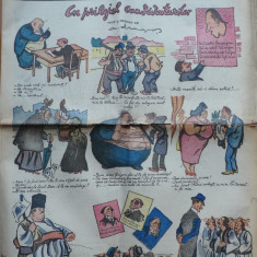 Ziarul Curentul , Director : Pamfil Seicaru , 29 Mai 1939 , Alegerile