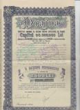 Actiune 1940 Drajna 2500L, expl. paduri, Bucuresti, cu cupoane