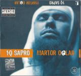 CD audio 1-Q Sapro - Martor Ocular, original, sigilat