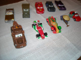 Disney Pixar Cars - Hasbro - 10 figurine masinute de metal - lot 4