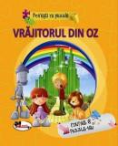 Povesti si puzzle -Vrajitorul din Oz