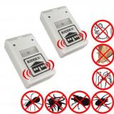 Cumpara ieftin Set 2 aparate Riddex anti-insecte si rozatoare