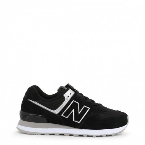 Sneakers NEW BALANCE, 39, NEGRU