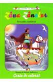 Zana Zorilor. Povestile copilariei - Carte de colorat