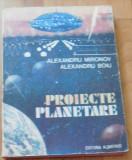 Proiecte planetare de Alexandru Mironov, Alexandru Boiu