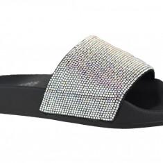 Cumpara ieftin Papuci Skechers Pop Ups-Stone Age 32369-BLK pentru Femei