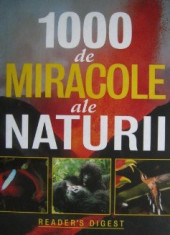 1000 de miracole ale naturii (enciclopedie Reader's Digest) foto