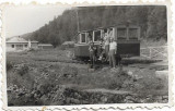 Fotografie drezina romaneasca 1964 perioada comunista