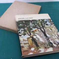 MAEȘTRII ARTEI ROMÂNEȘTI* ȘTEFAN LUCHIAN/JACQUES LASSAIGNE/ 1972