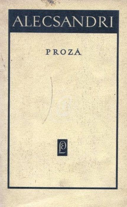 Proza (Alecsandri) (1967)