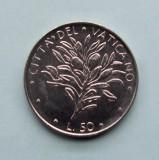 VATICAN  -  50 Lire 1974  -  aUNC, Europa