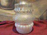 Design / Vintage - Vechi abajur model pentru lustra lampa veioza sau aplica !