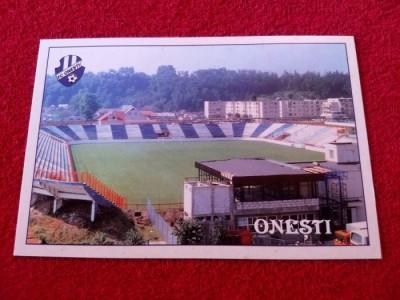 Carte postala fotbal - Stadionul FC ONESTI foto
