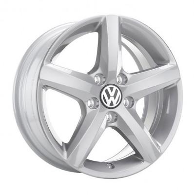 Janta Aliaj Oe Volkswagen Jetta 4 2010→ Aspen Brilliant Silver foto
