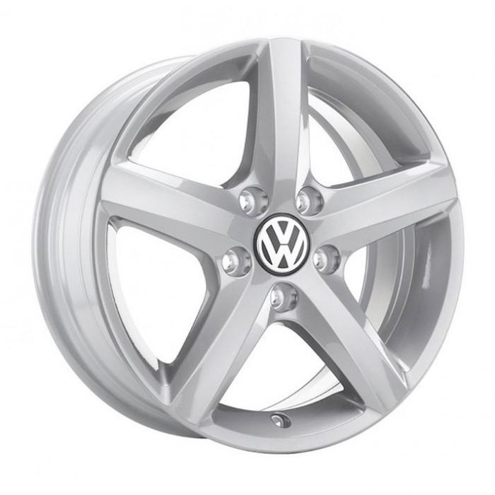 Janta Aliaj Oe Volkswagen Jetta 4 2010→ Aspen Brilliant Silver