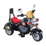 Homcom Motoreta Electrica pentru Copii cu 3 Roti 6V, Negru