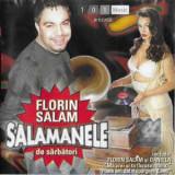 CD Florin Salam – Salamanele De Sărbători, original, manele