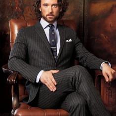 Konen finest suit - costum barbatesc din lana