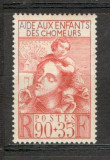 Franta.1939 In sprijinul copiilor de someri  MF.103
