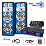 "Electronic-Star Set PA Seria Blue Star ""Bassveteran USB"" 1200 W"