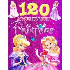 120 abtibilduri - Printese PlayLearn Toys