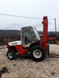 Motostivuitor Manitou, 3,5 tone, ridica la 4 metri, pentru teren accidentat, PilotOn
