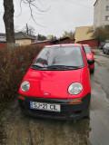 DAEWO0 MATIZ, Benzina, Berlina