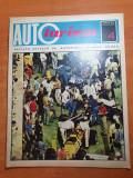 Revista autoturism aprilie 1972-art. si foto radauti,ciucas si raliul zapezii