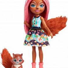 Papusa Sancha Squirrel Enchatimals