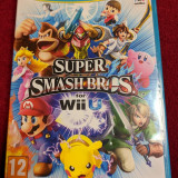 Joc Nintendo WII U Super Mario Smash Bros