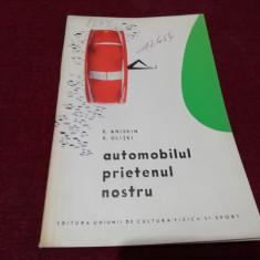 E ANISKIN - AUTOMOBILUL PRIETENUL NOSTRU