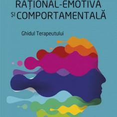 Terapia rational-emotiva si comportamentala   Dr. Albert Ellis, Catharine MacLaren