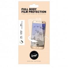 Folie Siliconata APPLE iPhone 7 / 8 Full Cover Fata + Spate Beeyo