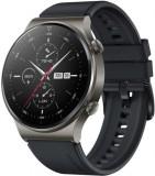 Smartwatch Huawei Watch GT 2 Pro, Display AMOLED 1.39inch, 32MB RAM, 4GB Flash, Bluetooth, GPS, Carcasa Titan, Bratara Silicon, Rezistent la apa, Andr